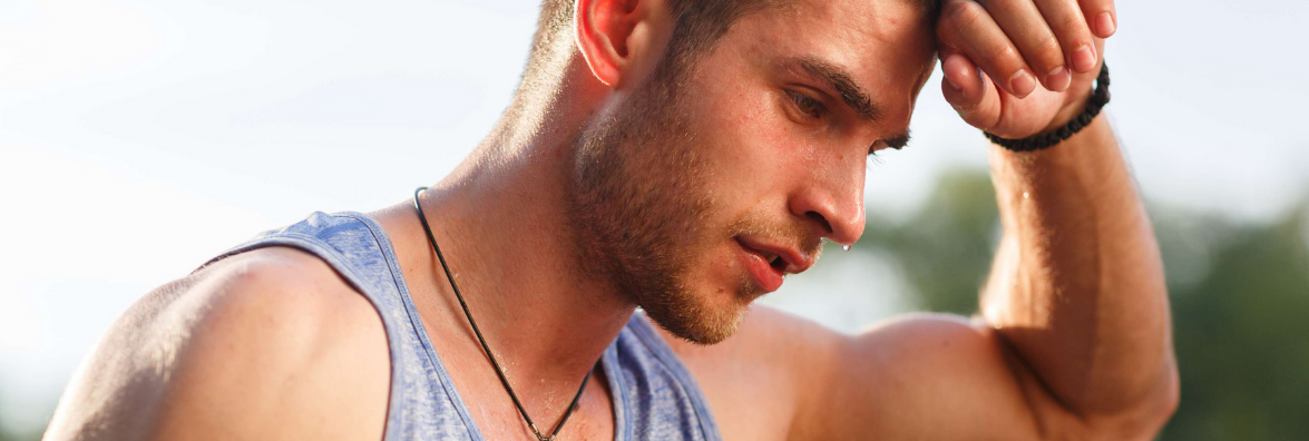 Summer Sweat: Benefits of Sweating in the Summer