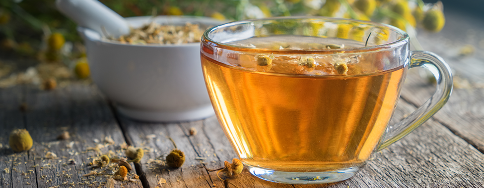 Chamomile-Tea-to-Cure-Hangover-Naturally