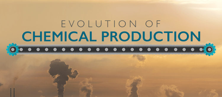 EVOLUTION OF CHEMICAL PRODUCTION