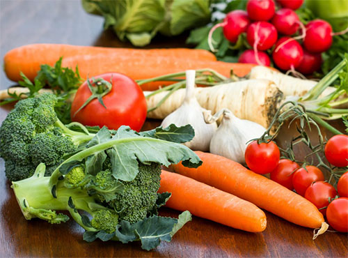 Fiber-Rich-Vegetables