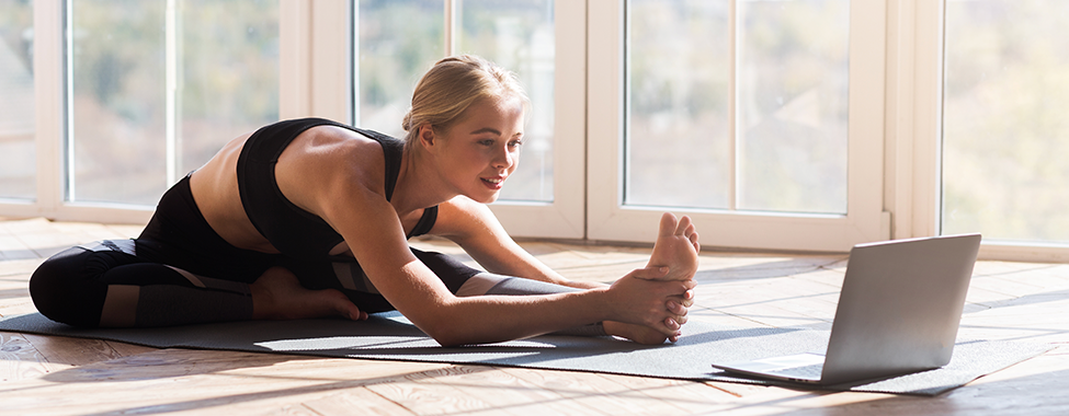 Woman-Practicing-Yoga-for-Summer-HEalth