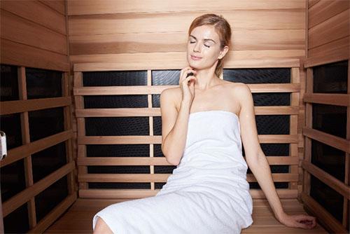 women-sauna