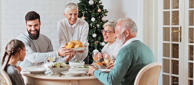 12 Healthy Holiday Tips to Prepare for Holiday Season