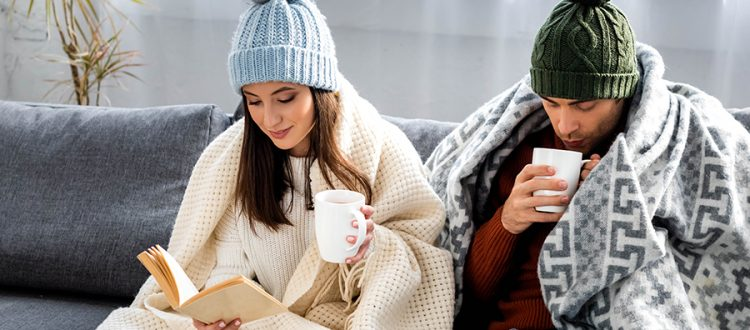 How to Keep Your Body Warm Naturally in the Winter